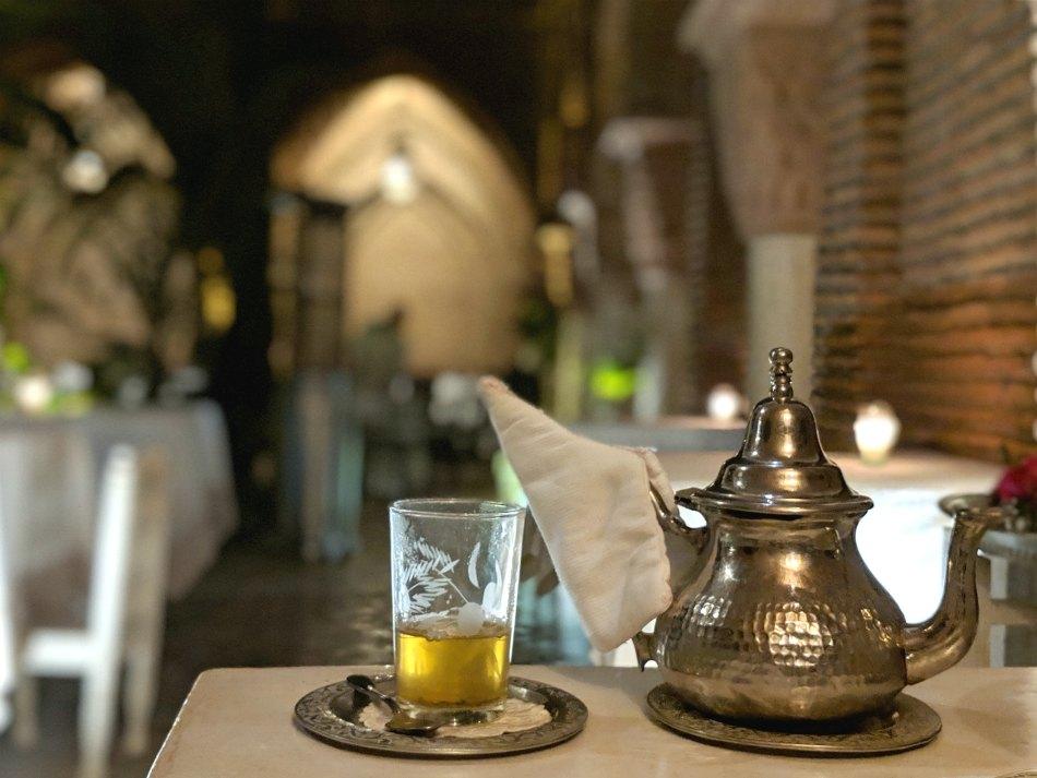 La Sultana Marrakech Moroccan Mint Tea