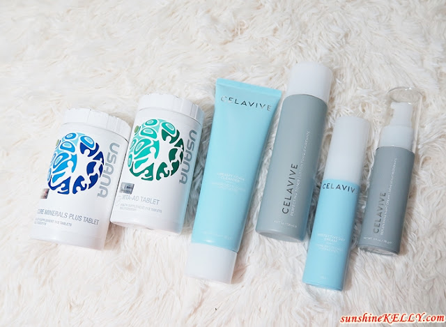 Usana, New CellSentials, New Celavive Skincare, Usana Available in Malaysia