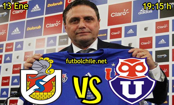 Ver stream hd youtube facebook movil android ios iphone table ipad windows mac linux resultado en vivo, online: Deportes La Serena vs Universidad de Chile