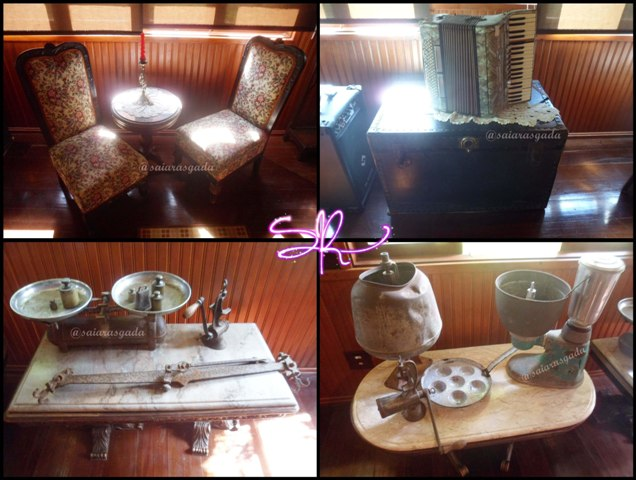 museu Hotel Buhler Visconde de Mauá moveis utensilios começo século passado