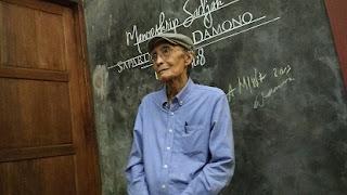 Puisi-puisi Pada Novel Hujan di Bulan Juni Karya Sapardi Djoko Damono