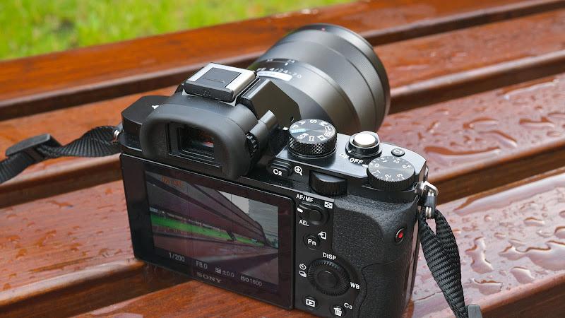 Sony A7s Mirrorless Camera