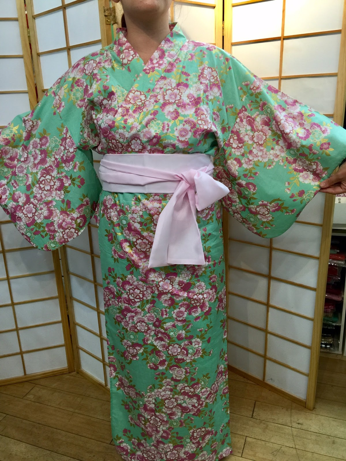 5a2d18c640 Japanese silk kimonos are very soft and airy making it the ideal bathrobe.  They are available in different lengths so that it accommodates to  different ...