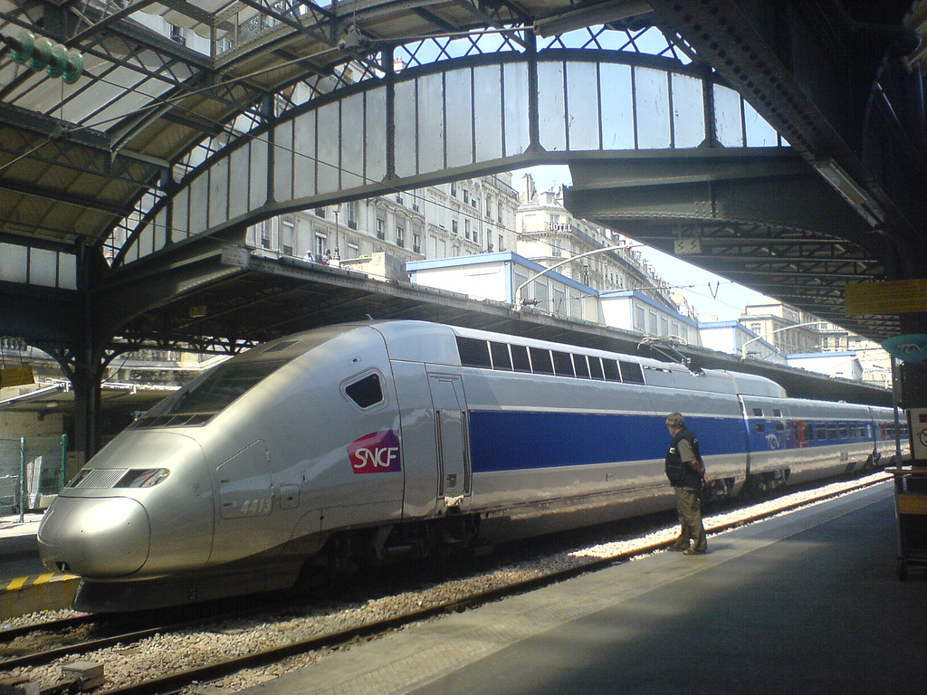 The Francoamerican Flophouse Has Moved The Flophouse In Germany  Fast Trains