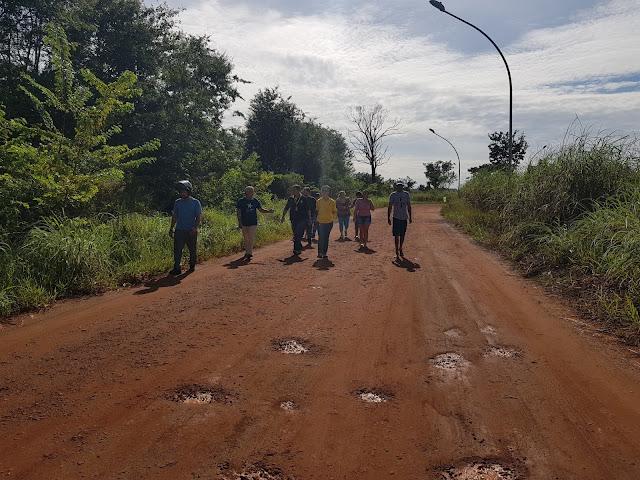Melhorias na zona rural de Ceilândia