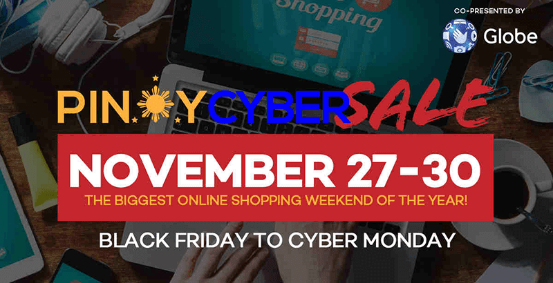 Enjoy The First Pinoy Cyber Sale With PayMaya!