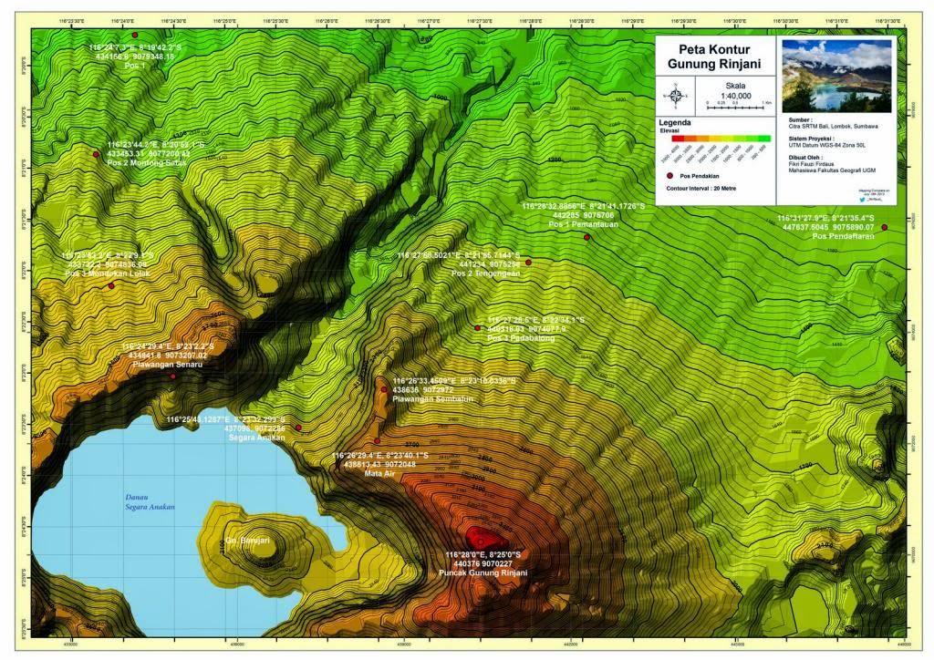 Interpretasi Peta Tentang Bentuk dan Pola Muka Bumi.pptx