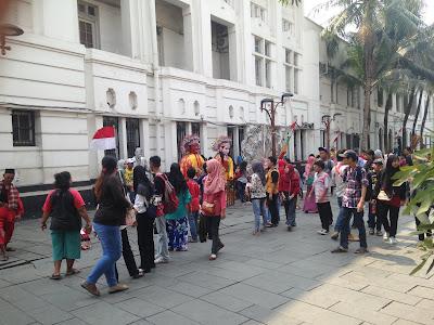 Wisata Kota Tua Jakarta