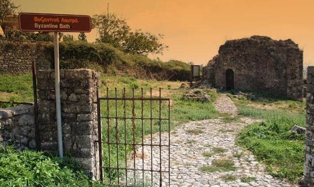 Βυζαντινά λουτρά Παραμυθιάς: 1 από τα 6 σε όλη την χώρα!!!