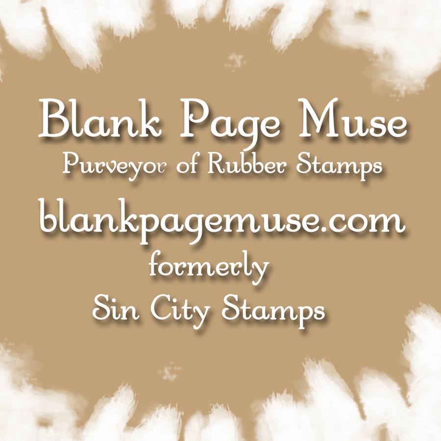 Blank Page Muse (formerly Sin City Stamps)