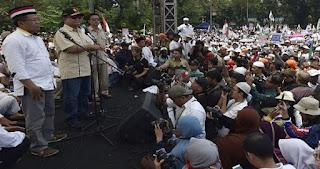 FPI Minta Senjata untuk Bela Rohingya, Begini Jawaban Prabowo yang Membuktikan Dirinya Mantan Jenderal
