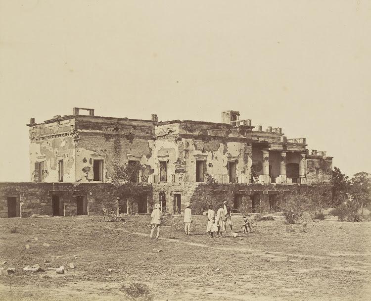 Hindu Rao's House in Delhi