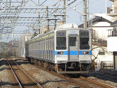 【絶滅寸前!】東武野田線 普通 岩槻行き4 10030系R