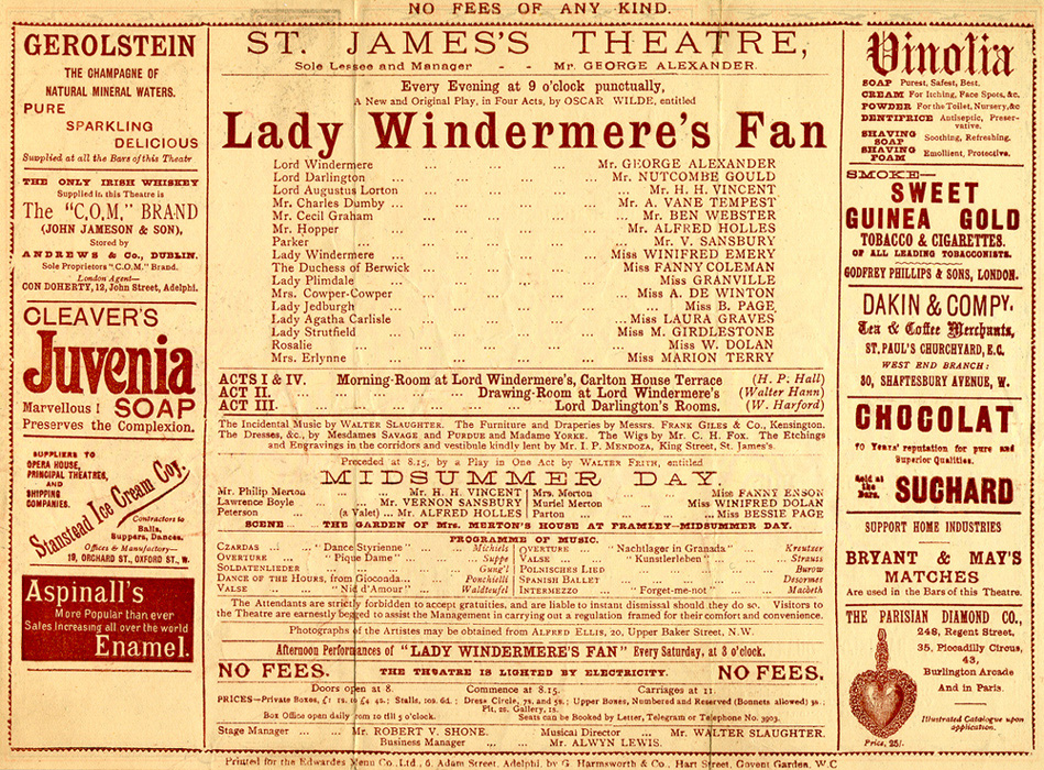 lady windermeres fan essay questions
