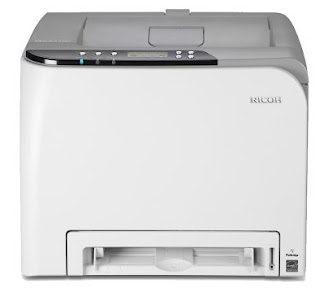 Ricoh SPC-240DN Driver Download and Review