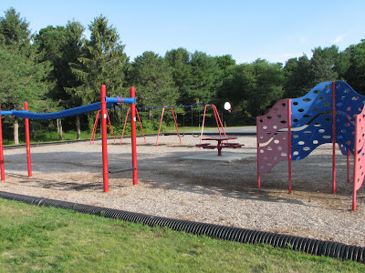 Teaticket Elementary Play Area