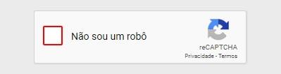 Cedae 2 via - Código de reCAPTCHA