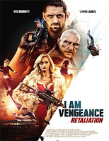 Poster de I Am Vengeance: Retaliation