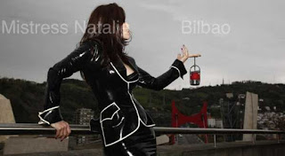 mistress natalie, bilbao, spain