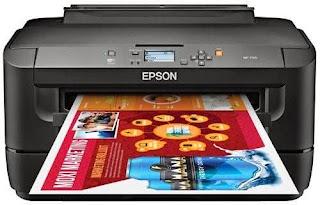 Download Driver Printer Epson Workforce WF 7110