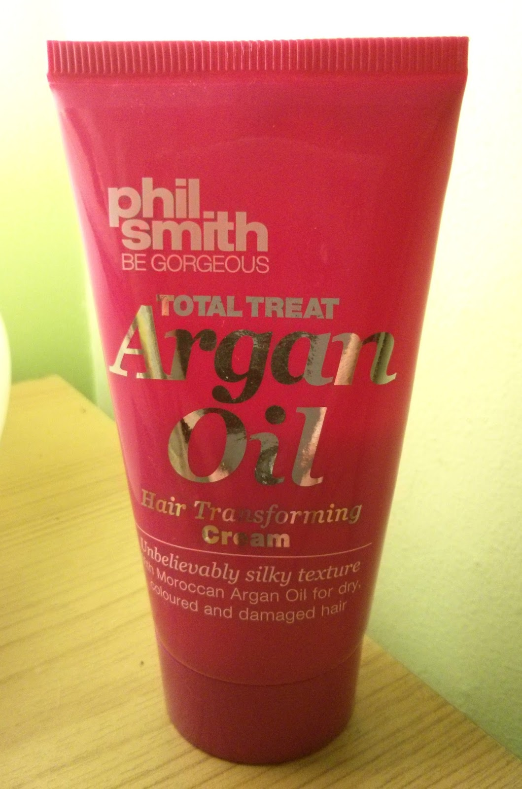 Total Treat Argan Oil, Phil Smith