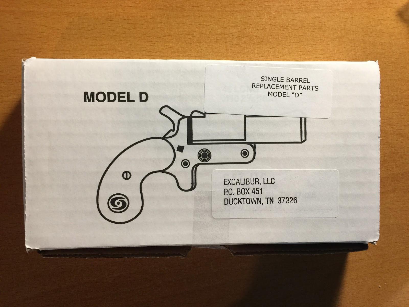 TINCANBANDIT's Gunsmithing: The Cobray Model D Project