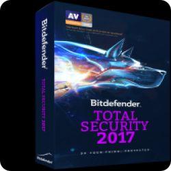 تحميل BITDEFENDER TOTAL SECURITY 2017 لحماية الكمبيوتر مع  90 يوم مجاناً