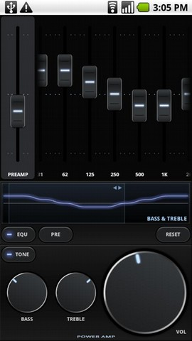 android app: PowerAMP Music Player v1 4 386 Android Apk App