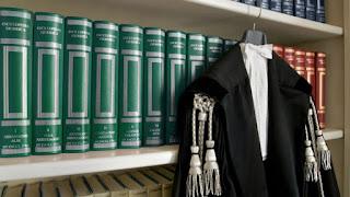 Etica professionale degli avvocati di un tempo