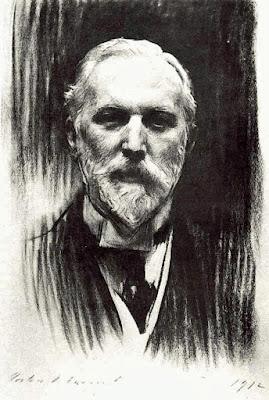 Robert Henry Benson ritratto da John Singer Sargent, Collezionisti critici e mercanti