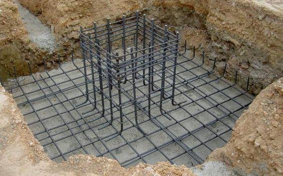 Que es la cimentaci n tipos de cimientaciones de for Precio cimientos para casa
