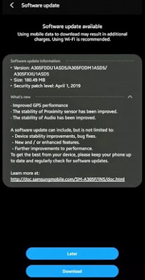galaxy-a30-get-update-gps-performance-improved