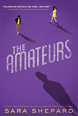 The Amateurs Book 1 - Seneca Frazier is a college freshman who loves true crime, and when high schooler Aerin Kelley posts a message on Case Not Closed for help solving her sister's infamous murder case, Seneca can't stop herself from volunteering. Teaming up with her friend Maddy from the board, Seneca and a few other teens band together as detectives to solve Helena Kelley's high-profile disappearance and murder.  #YA #Mystery