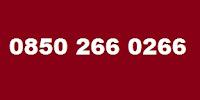 0850 266 0266 Telefon Numarası Kimin