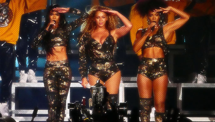 beyonce michelle kelly coachella