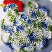 Gallina a Crochet