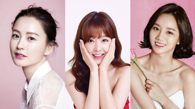 Park Bo Young - Hyeri - Jung Yoomi