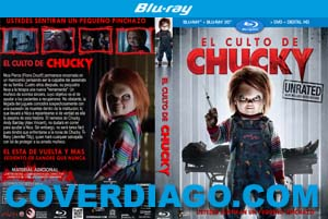 Cult of Chucky - El Culto de Chucky - BLURAY