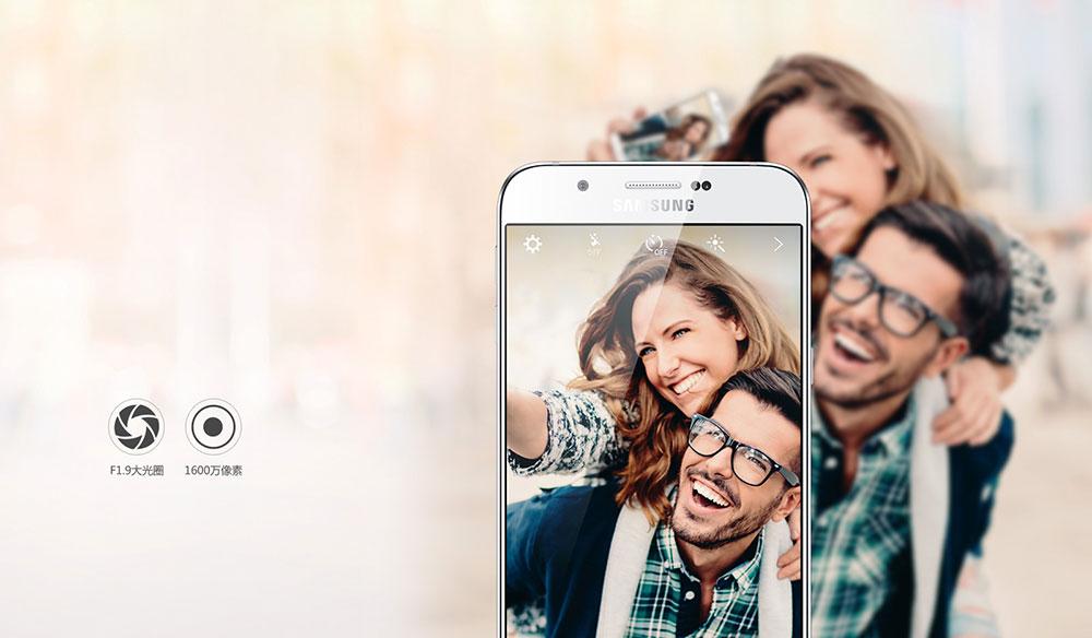 Samsung'un En İnce Akıllı Telefonu Galaxy A8