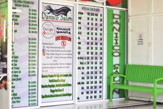 Daniico Salon Tembalang - Salon Kecantikan Khusus Wanita Semarang