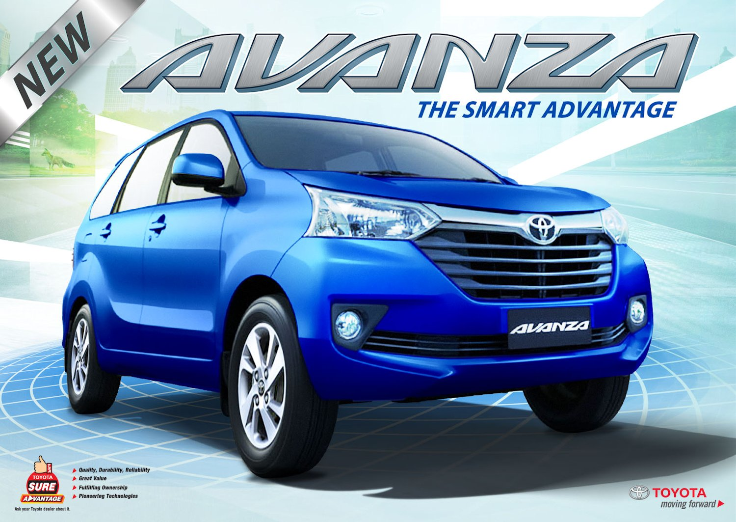 Grand All New Avanza 2016 Pakai Pertalite Toyota Motor Philippines Offers Smart Advantage With 2015