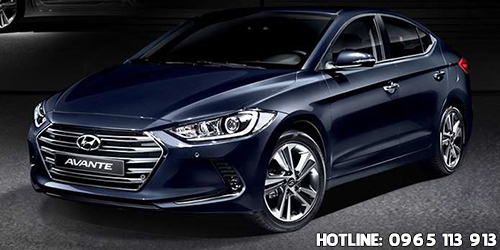 Hyundai Avante hải phòng