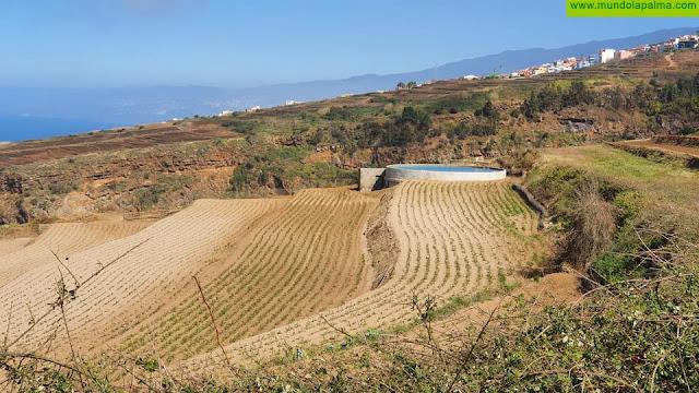 El Gobierno de Canarias lucha contra la degradación de los suelos de las islas