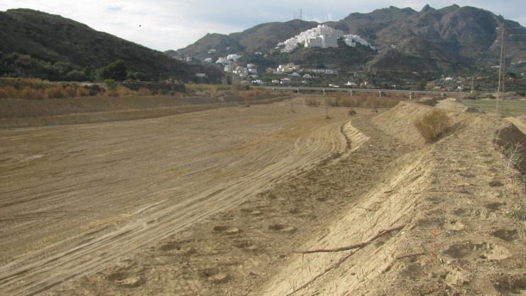 M s de rboles y arbustos para la desembocadura del r o aguas almer a hoy - Pisos de la junta de andalucia ...
