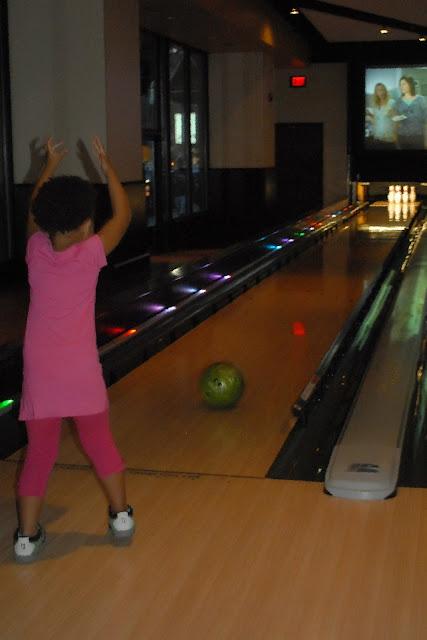 9. Go bowling