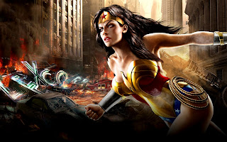 Wonder Women DC ComicsNew York City HD Wallpaper