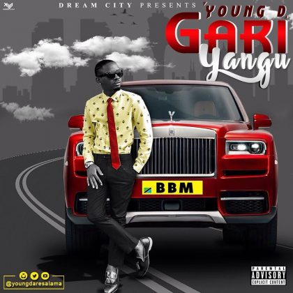 Download Mp3   Young Dee - Gari Yangu