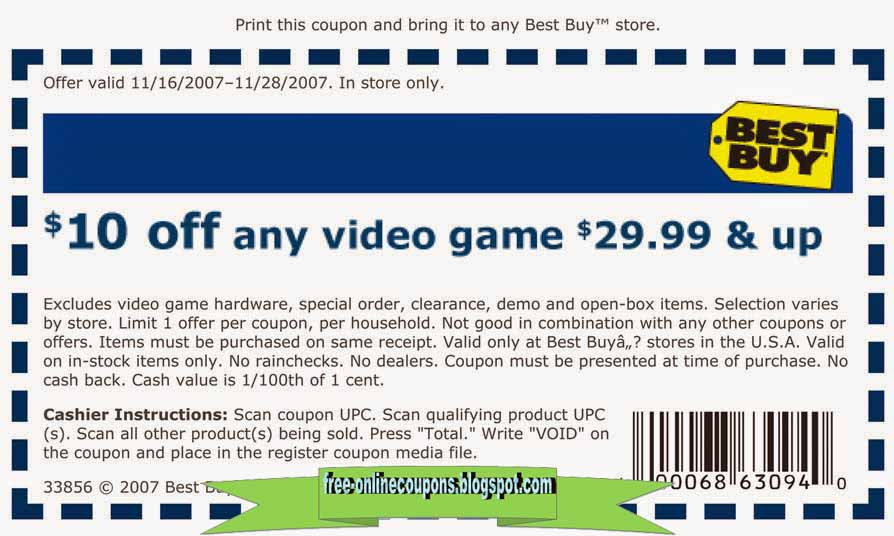 best buy printable coupons for electronics