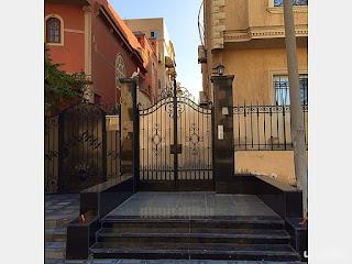شقة للايجار بالتجمع الخامس بجنوب الأكاديمية 350م على الحديقة مدينة القاهرة الجديدة