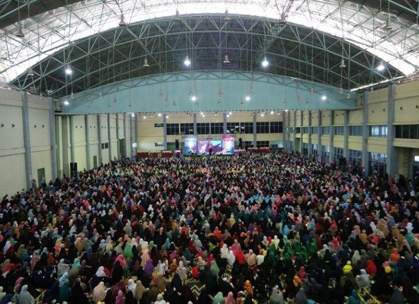 Bukan Tandingan Reuni 212, 10 Ribu Orang Pilih Kumpul di Makassar